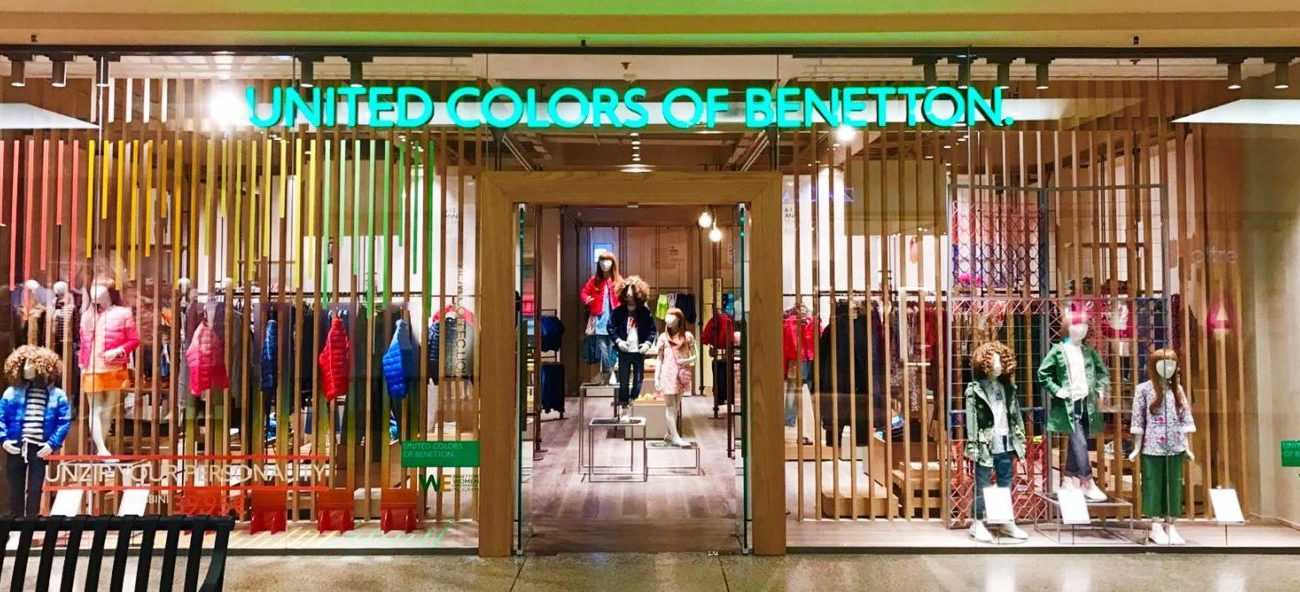 PUNTI VENDITA UNITED COLORS OF BENETTON ContiAssociati